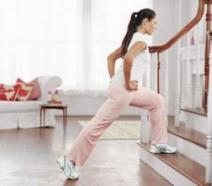faire des exercices chez soi