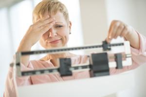 maigrir à la ménopause