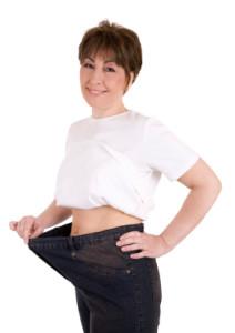 perdre l'estomac à la ménopause