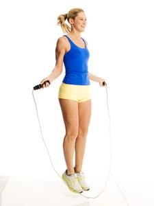 corde à sauter pour maigrir des cuisses