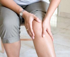 maigrir des genoux