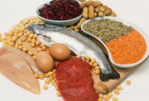 regime proteine naturel